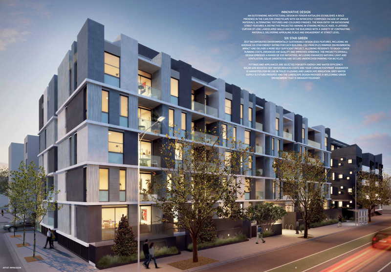 Image Gallery Of Residential Building Facade